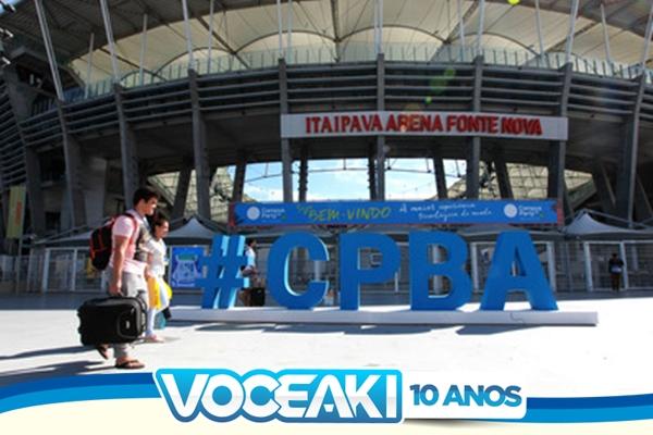 Coletiva de imprensa apresenta detalhes da programação da Campus Party Bahia. Foto: Camila Souza/GOVBA